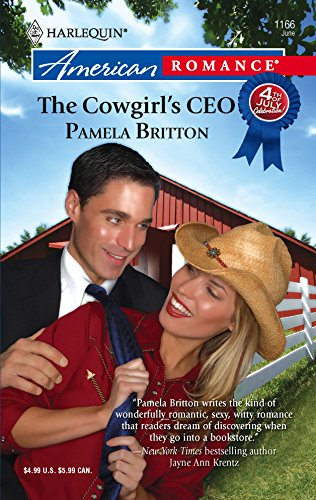 The Cowgirl's CEO: Pamela Britton
