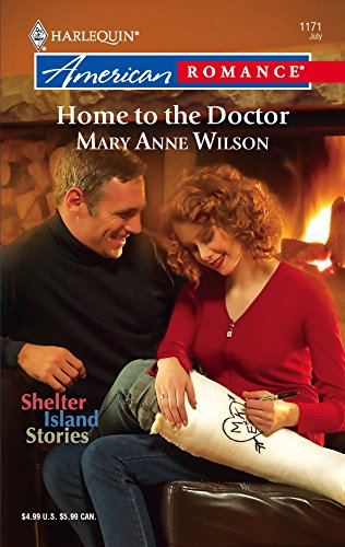Home To The Doctor (0373751753) by Mary Wilson