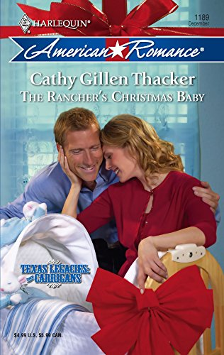 9780373751938: The Rancher's Christmas Baby