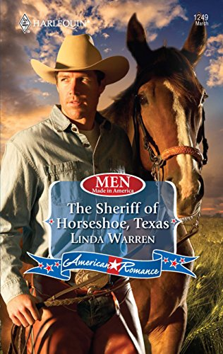 The Sheriff Of Horseshoe, Texas (0373752539) by Linda Warren