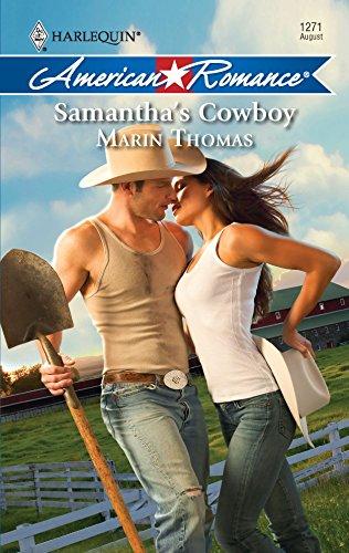 Samantha's Cowboy: Thomas, Marin