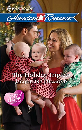 9780373753390: The Holiday Triplets