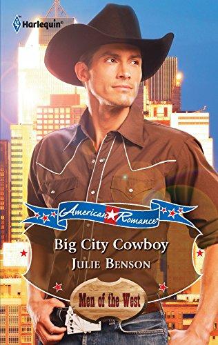 9780373753857: Big City Cowboy