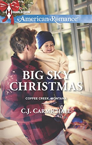 9780373754748: Big Sky Christmas (Harlequin American Romance\Coffee Creek, Montana)