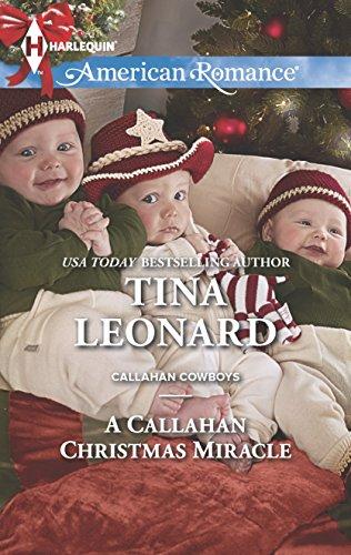 9780373754779: A Callahan Christmas Miracle (Harlequin American Romance\Callahan Cowboys)