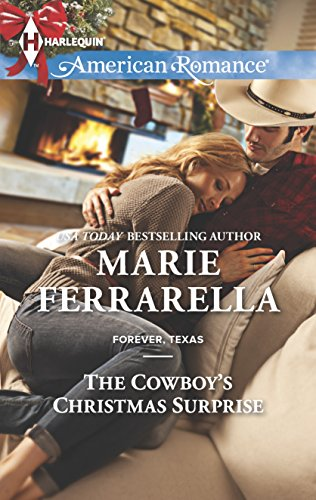9780373754823: The Cowboy's Christmas Surprise (Forever, Texas)