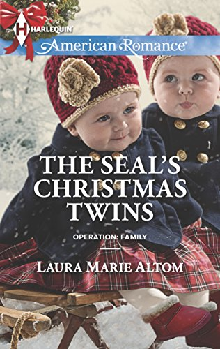 9780373754847: The Seal's Christmas Twins (Harlequin American Romance)