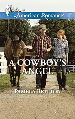 A Cowboy's Angel (Harlequin American Romance): Britton, Pamela
