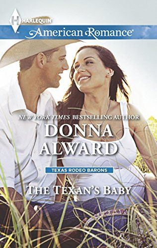 9780373755233: The Texan's Baby (Harlequin American Romance\Texas Rodeo B)