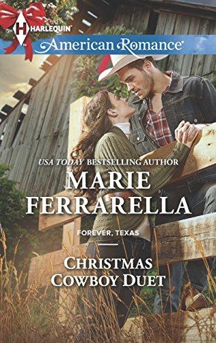 9780373755486: Christmas Cowboy Duet (Harlequin American Romance)
