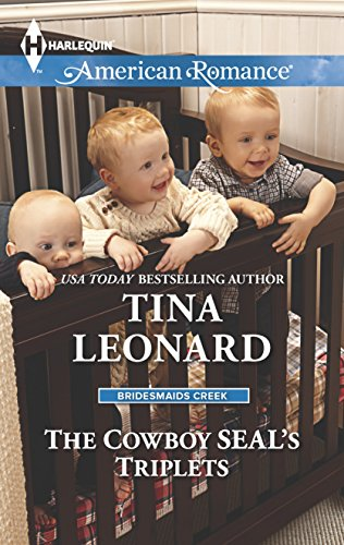 9780373755745: The Cowboy Seal's Triplets