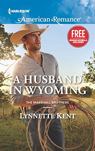 9780373755882: A Husband in Wyoming (The Marshall Brothers)