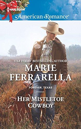 9780373755950: Her Mistletoe Cowboy (Forever, Texas)