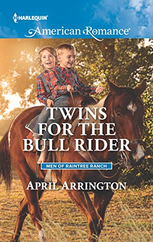9780373756186: Twins for the Bull Rider (Men of Raintree Ranch)