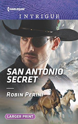 9780373756544: San Antonio Secret (Harlequin Intrigue)