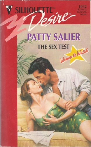 The Sex Test (Silhouette Desire): Salier, Patty