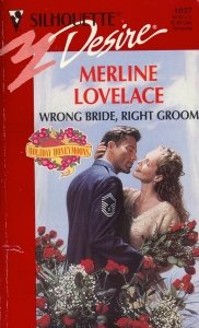 9780373760374: Wrong Bride, Right Groom (Holiday Honeymoons)