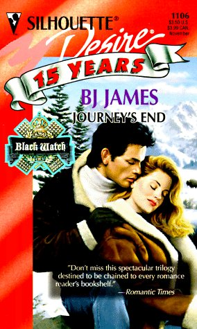 Journey'S End (The Black Watch): James, BJ