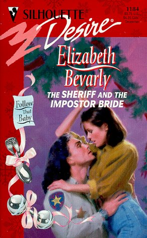 9780373761845: The Sheriff and the Impostor Bride