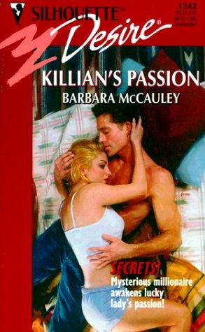 9780373762422: Killian's Passion (Silhouette Desire S.)