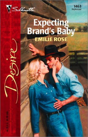 9780373764631: Expecting Brand's Baby (Harlequin Desire)