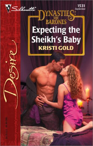 9780373765317: Expecting the Sheikh's Baby (Silhouette Desire)