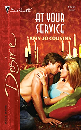 9780373765607: At Your Service (Silhouette Desire)