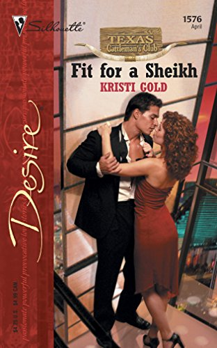 9780373765768: Fit For A Sheikh (Silhouette Desire)