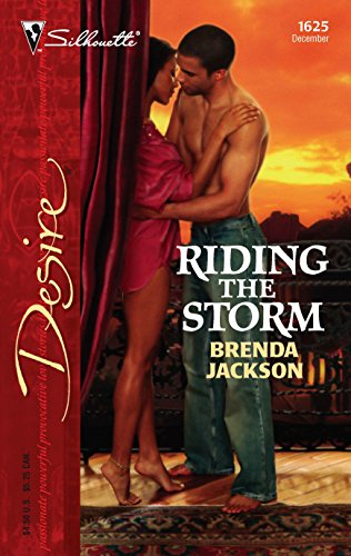 Riding The Storm (Silhouette Desire) (0373766254) by Brenda Jackson