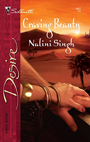 9780373766673: Craving Beauty (Harlequin Desire)