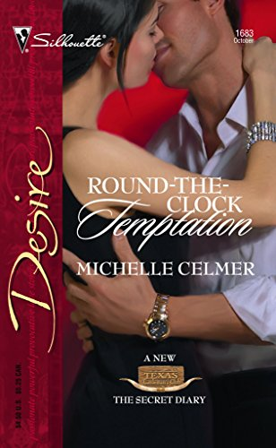 Round-The-Clock Temptation (Silhouette Desire) (0373766831) by Celmer, Michelle