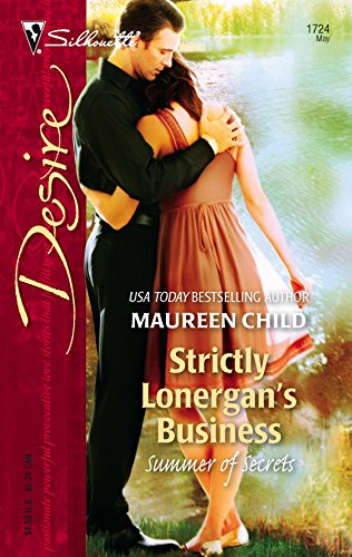 9780373767243: Strictly Lonergan's Business (Silhouette Desire)
