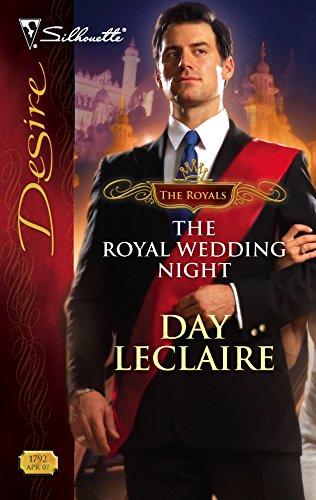 9780373767922: The Royal Wedding Night (Silhouette Desire)