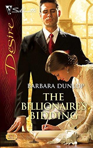 9780373767939: The Billionaire's Bidding (Silhouette Desire)