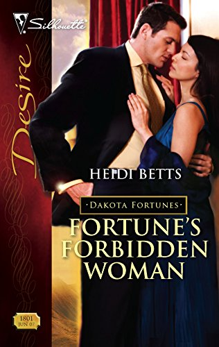 9780373768011: Fortune's Forbidden Woman (Silhouette Desire) (The Dakota Fortunes #6)