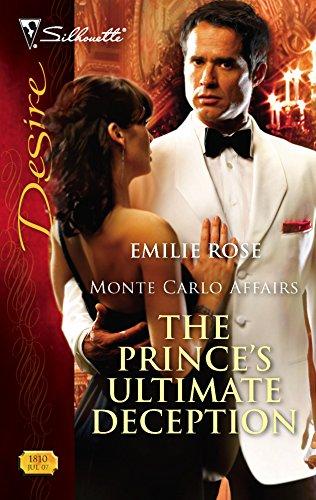 9780373768103: The Prince's Ultimate Deception (Silhouette Desire)