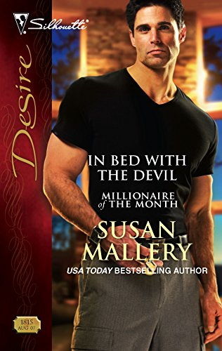 9780373768158: In Bed With The Devil (Silhouette Desire) (Millionaire of the Month)