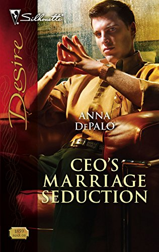 9780373768592: CEO's Marriage Seduction (Harlequin Desire)