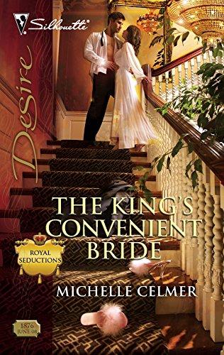 9780373768769: The King's Convenient Bride (Harlequin Desire)