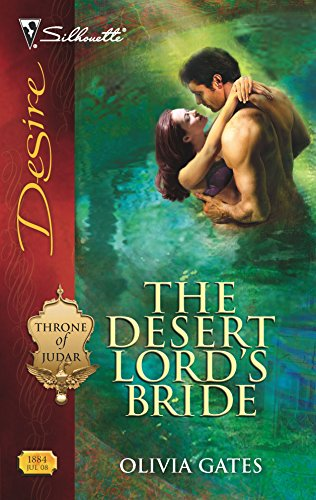 9780373768844: The Desert Lord's Bride