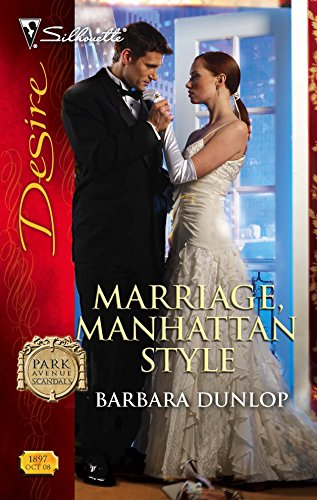 Marriage, Manhattan Style: Barbara Dunlop