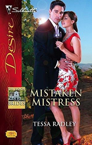 9780373769018: Mistaken Mistress (Harlequin Desire)