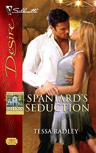 9780373769070: Spaniard's Seduction (The Saxon Brides)