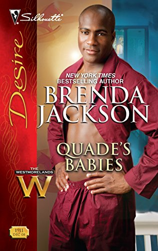 Quade's Babies (The Westmorelands) (9780373769117) by Jackson, Brenda