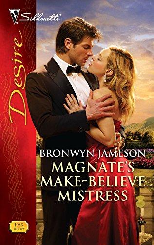 9780373769551: Magnate's Make-Believe Mistress (Harlequin Desire)