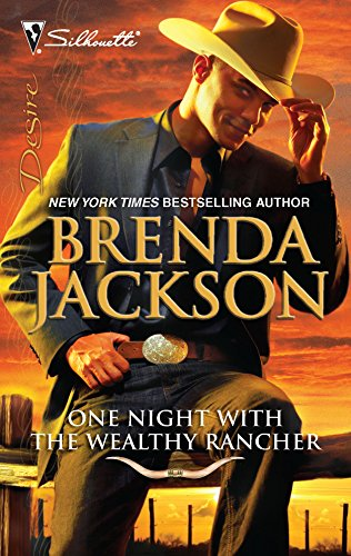 One Night with the Wealthy Rancher (Silhouette Desire) (037376958X) by Jackson, Brenda