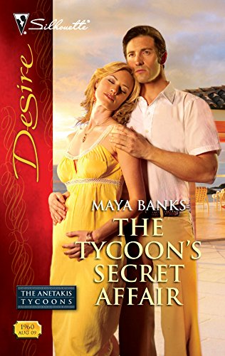 9780373769605: The Tycoon's Secret Affair (Silhouette Desire)