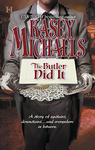 9780373770069: The Butler Did It (Hqn Books)