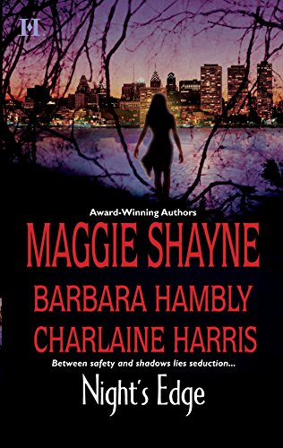 Night's Edge (0373770103) by Maggie Shayne; Barbara Hambly; Charlaine Harris