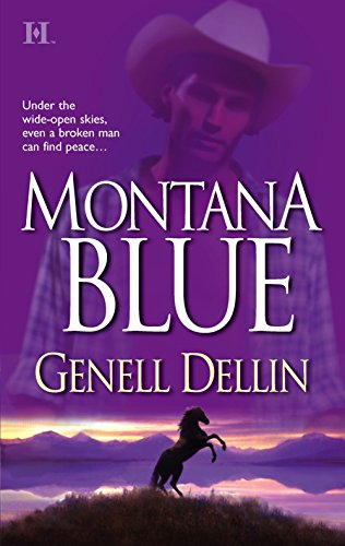 9780373770441: Montana Blue